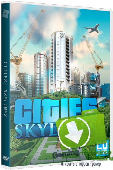 Cities: Skylines - Deluxe Edition [v 1.4.0 + 5 DLC] (2015) PC | RePack от xatab