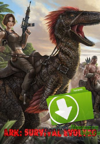 ARK: Survival Evolved (2015) PC | Repack