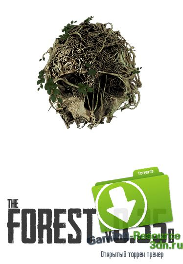 The Forest v0.35d (RUS)