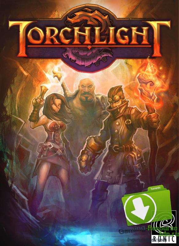 Torchlight (RUS / ENG) [Repack] от R.G. Origami