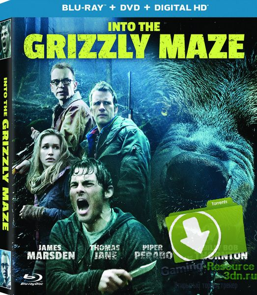 Гризли / Into the Grizzly Maze (2015) HDRip