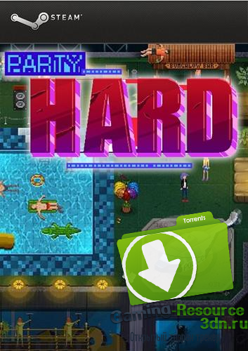 Party Hard (2015) PC | RePack