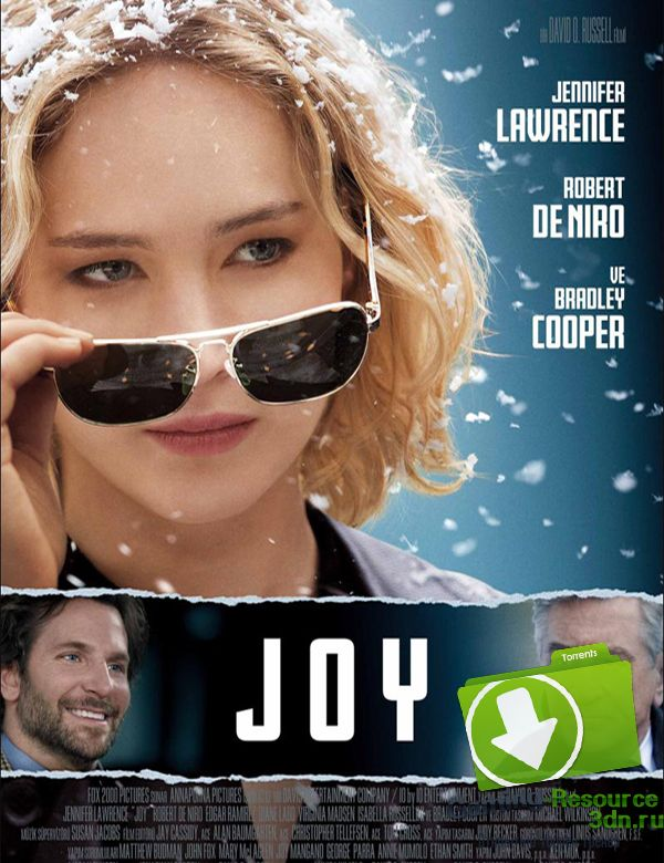Джой / Joy (2015) WEB-DL 720p
