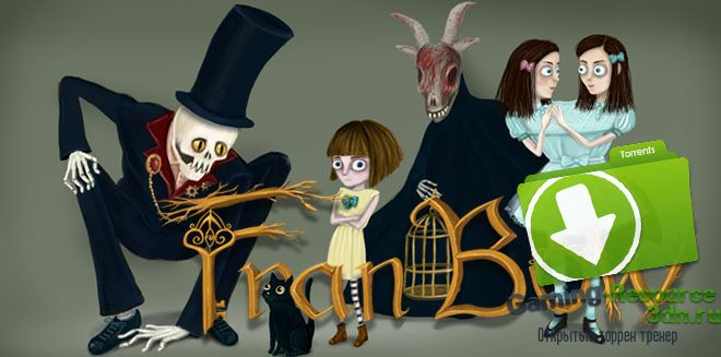 Fran Bow [Update 5]