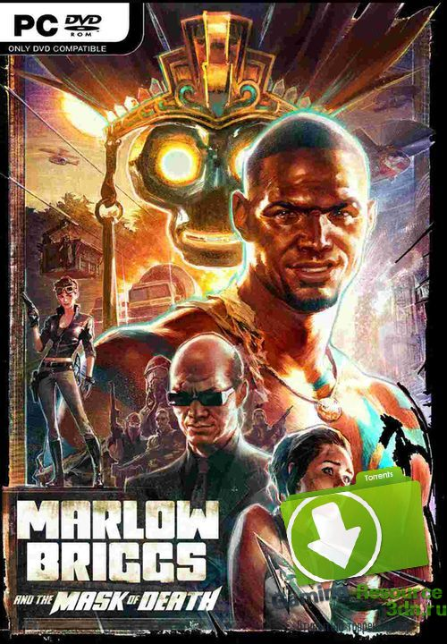 Marlow Briggs and The Mask of Death (2013) [ENG|MULTi5] by R.G. Revenants