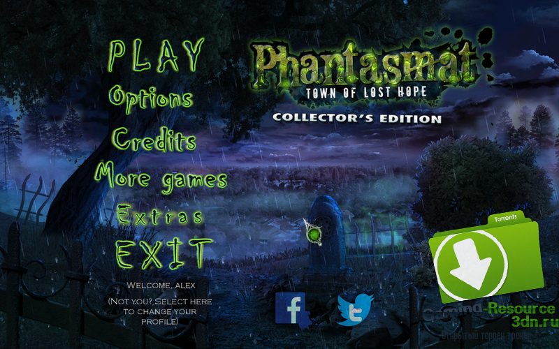 Phantasmat 6: Town of Lost Hope [Collector's Edition] [P] [ENG / ENG] (2016)